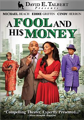 DAVID E TALBERT'S A FOOL/HIS MONEY BY TALBERT,DAVID E. (DVD)
