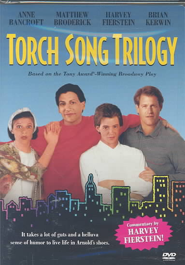 TORCH SONG TRILOGY BY FIERSTEIN,HARVEY (DVD)